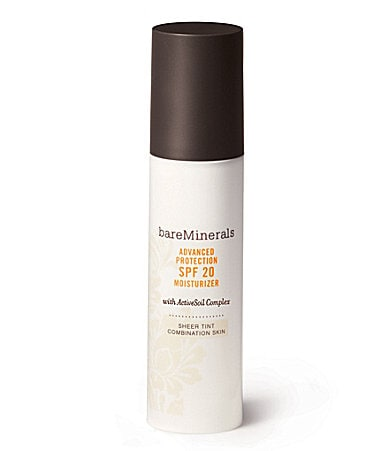 bareMinerals Advanced Protection SPF 20 Moisturizer Sheer Tint - Combination Skin