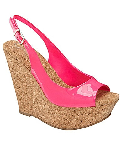 Jessica Simpson Amande Wedge Sandals