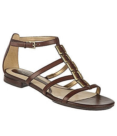 Naturalizer Farah Gladiator Sandals