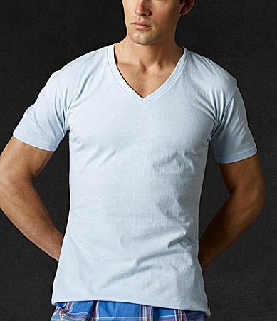 Polo Ralph Lauren Solid V-Neck T-Shirt