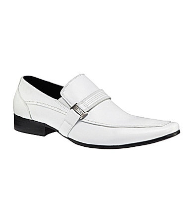 Kenneth Cole Reaction Tux-Tile Slip-On Dress Shoes