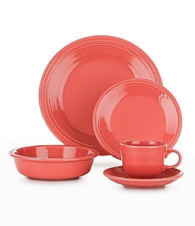 Fiesta Flamingo Dinnerware