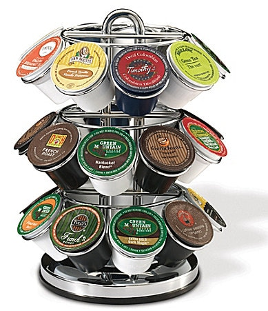 Keurig K-Cup 27 Display Carousel