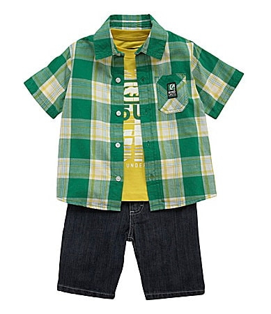 Ecko 2T-7 3-Piece Shorts Set