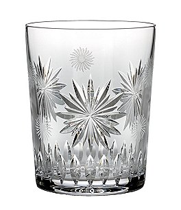 Waterford Snowflake Wishes Collection 2nd Edition Courage Double Old-Fashioned Glass Image