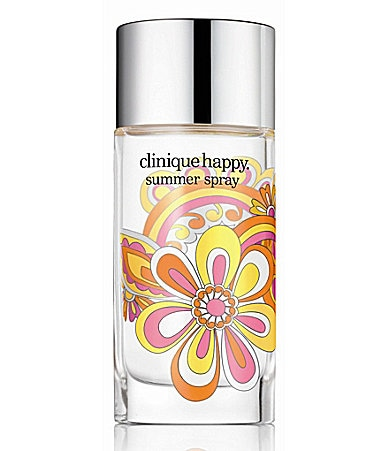 Clinique Happy Summer Spray  Eau de Toilette Spray