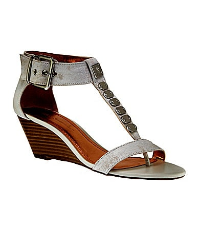 BCBGeneration Vella Wedge Sandals