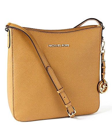 MICHAEL Michael Kors Large Jet Set Messenger Bag