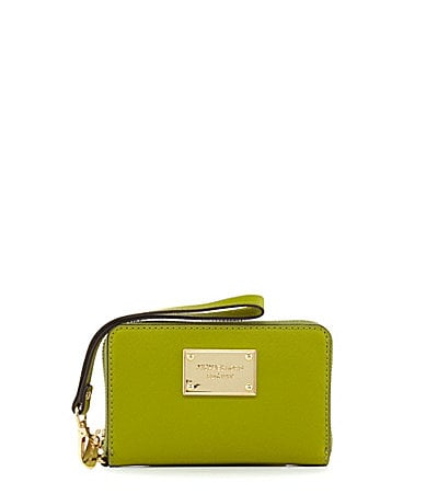 MICHAEL Michael Kors Zip-Around iPhone Wristlet