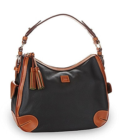 Dooney & Bourke Dillen Side Pocket Hobo