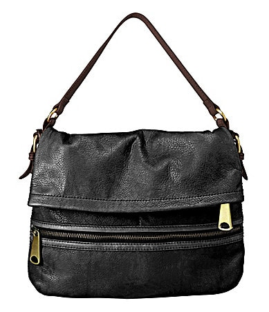 Fossil Explorer Flap Satchel