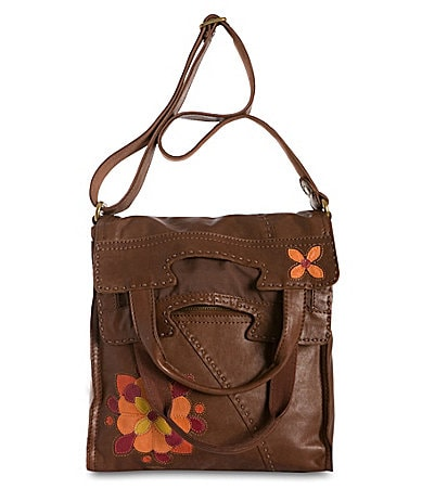 Lucky Brand Balboa Island Abbey Road Cross-Body Bag