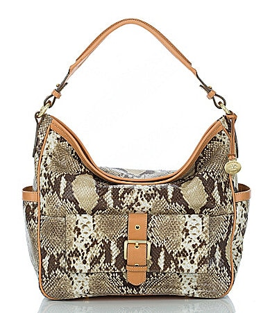 Brahmin Saratoga Collection Candace Hobo Bag