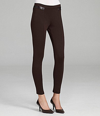 MICHAEL Michael Kors Seamed Ankle Pants