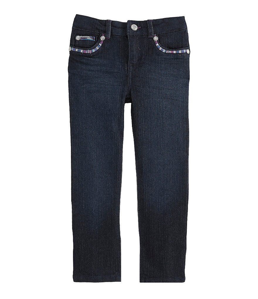 Levi´s® Little Girls 2T-6X Love Lurex® Slim Straight Denim Jean
