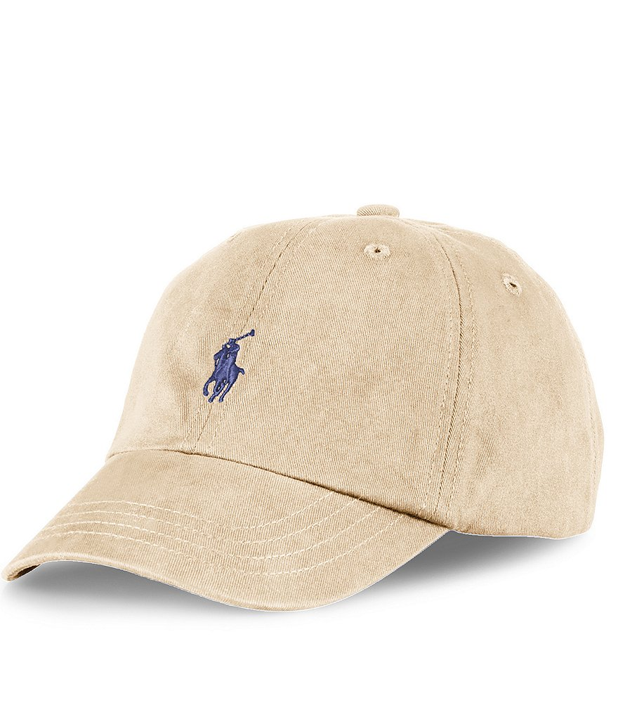 Ralph Lauren Childrenswear Little Boys Classic Sports Cap