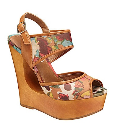 Steve Madden Draagon Wedge Sandals