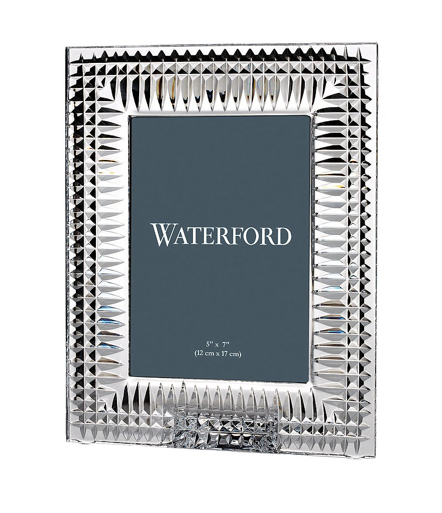 Waterford Crystal Lismore Diamond 5X7