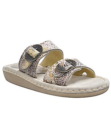 Sbicca Comfort Amusement Slide Sandals