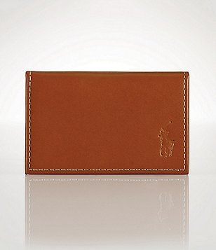 Polo Ralph Lauren ID Window Card Case