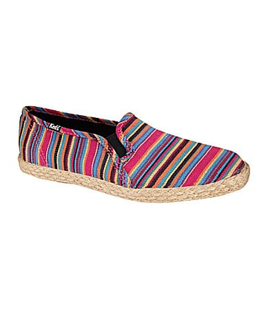 Keds Champ Blanket-Stripe Sneakers