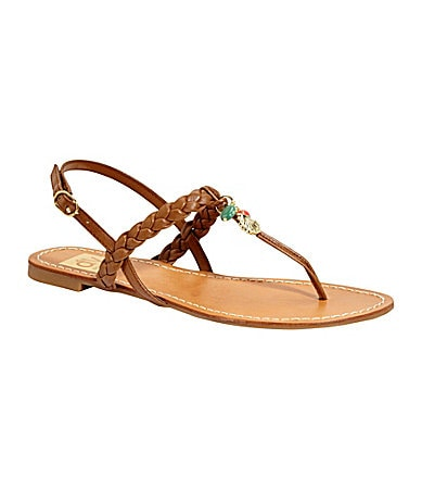 D.V. by Dolce Vita Doris Flat Sandals
