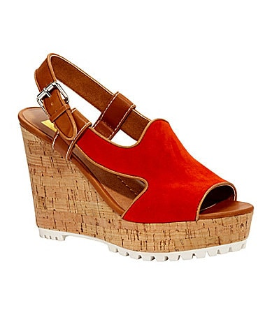 D.V. by Dolce Vita Jamila Wedge Sandals