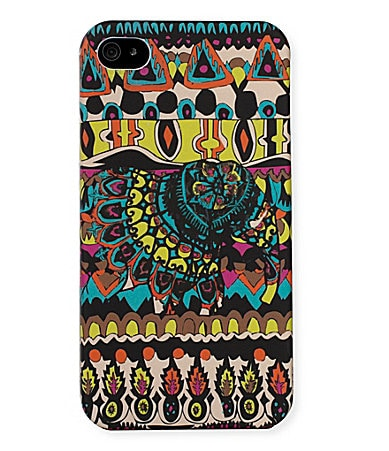 Sakroots Artist Circle iPhone 4 Case
