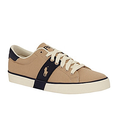 Polo Ralph Lauren Burwood Lace-Up Sneakers