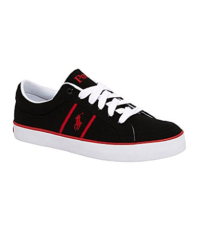 Polo Ralph Lauren Bolingbrook Canvas Sneakers