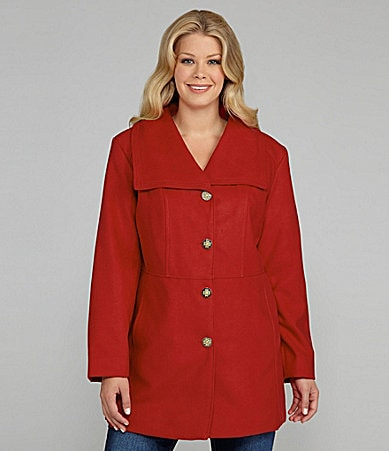 Jessica Simpson Woman Single-Breasted Coat