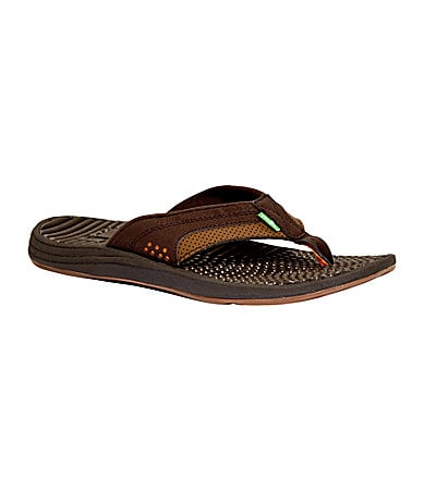 Sanuk Men�s Pulse Thong Sandals
