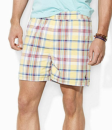 Polo Ralph Lauren Lido Reversible Swim Boxer
