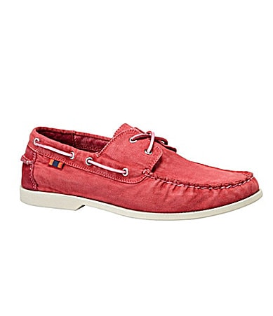 Fossil Men�s Bruno Boat Shoes