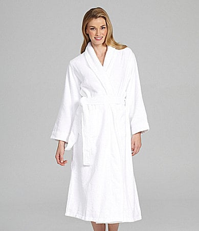 Cabernet MicroCotton� Terry Long Robe