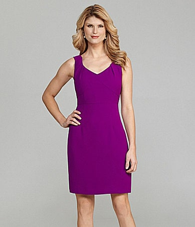 Antonio Melani Grace Sleeveless V-Neck Dress