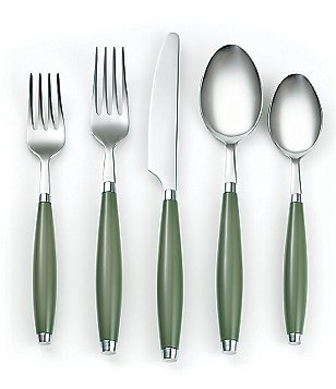 Fiesta Stainless Steel Flatware