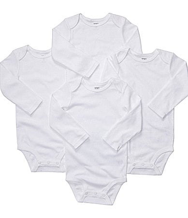 Carter�s Infant Bodysuit 4-Pack