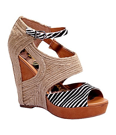 Sam Edelman Katie Wedge Sandals