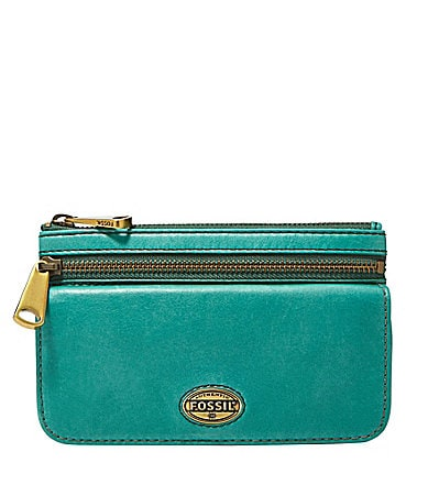 Fossil Explorer Flap Clutch Wallet