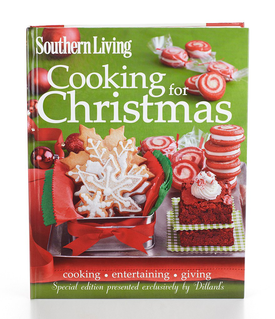 Southern Living 2012 Christmas Cookbook