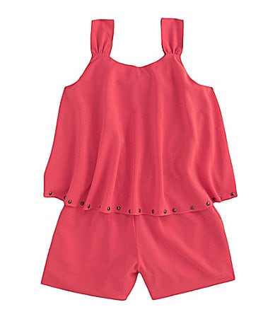 GB Girls 7-16 Romper