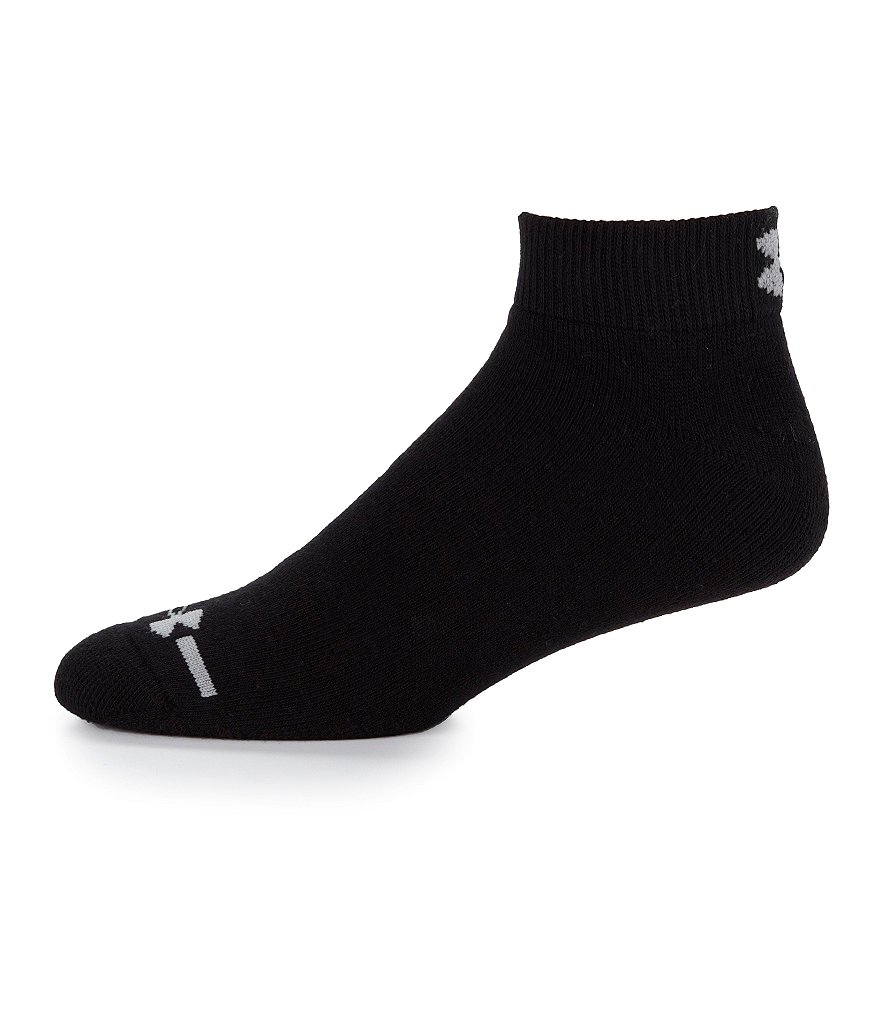 Under Armour Low-Cut Socks 6-Pack