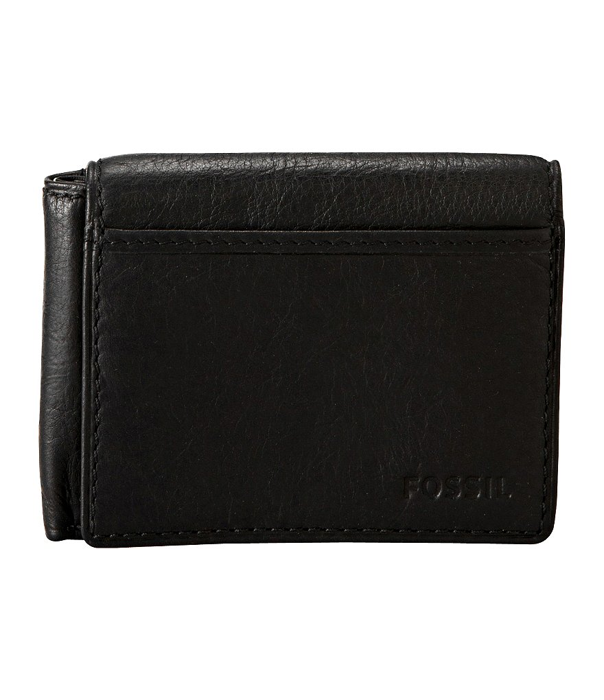 Fossil Ingram Leather Execufold Wallet