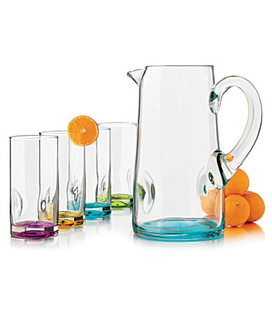 Libbey Impression Colors 5-Piece Drinkware Set
