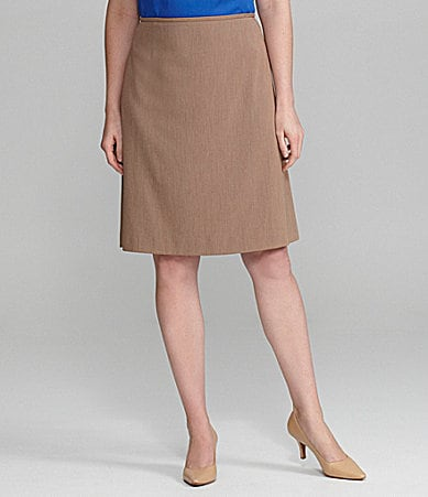 Alex Marie Woman Suri Heathered Skirt