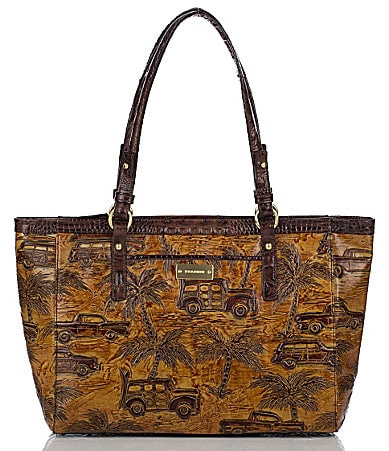Brahmin Copa Cabana Collection Medium Arno Tote