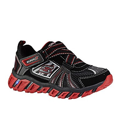 Skechers Boys' Pillar Light-Up Sneakers