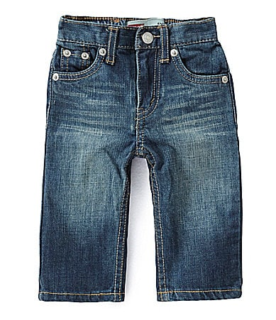 Levi Infant 526� Regular-Fit Jean with Elastic-Back Waistband