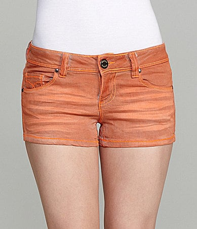 Freestyle Denim Shorts